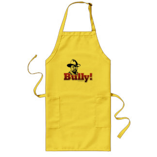 Bully!... Long Apron