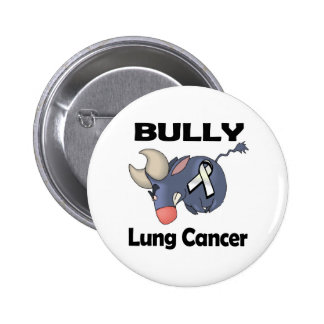 BULLy Lung Cancer 2 Inch Round Button