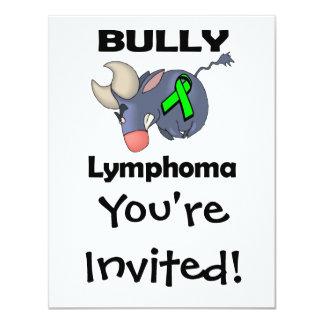 BULLy Lymphoma Card