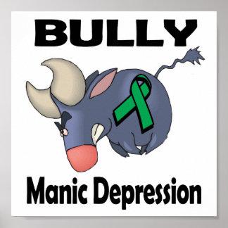 BULLy Manic Depression Poster