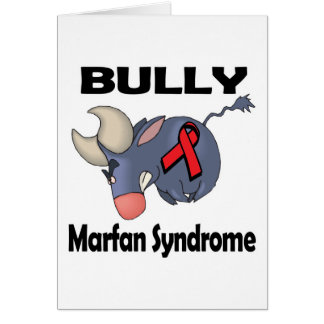 BULLy Marfan Syndrome Card