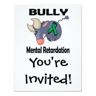 BULLy Mental Retardation Card