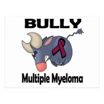 BULLy Multiple Myeloma Postcard