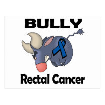 BULLy Rectal Cancer Postcard