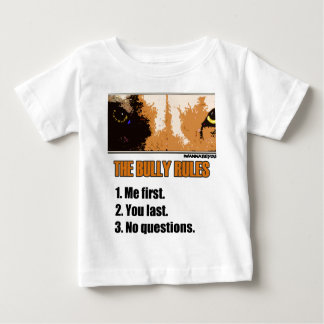 Bully Rules Baby T-Shirt