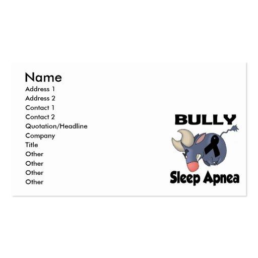 BULLy Sleep Apnea Business Card