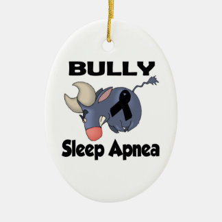 BULLy Sleep Apnea Christmas Tree Ornament