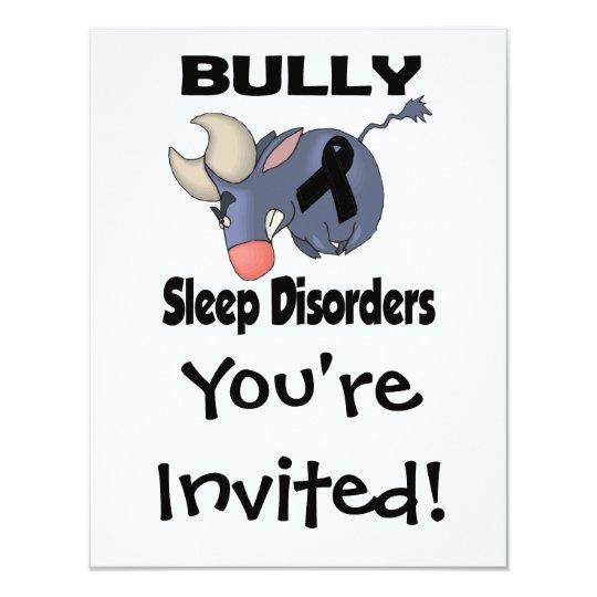 BULLy Sleep Disorders Card