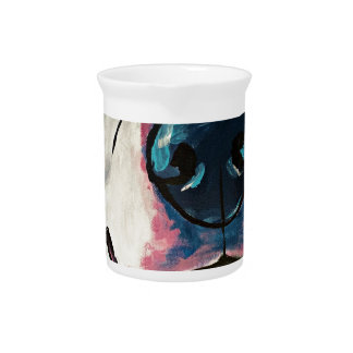 Bully Smile Beverage Pitchers