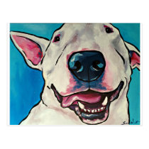 Bully Smile Postcard