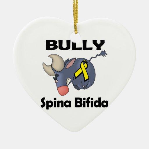 BULLy Spina Bifida Christmas Ornaments