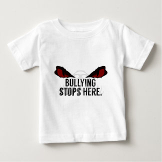Bully Stops Here Baby T-Shirt