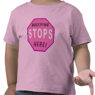Bully Stops Here Shirt