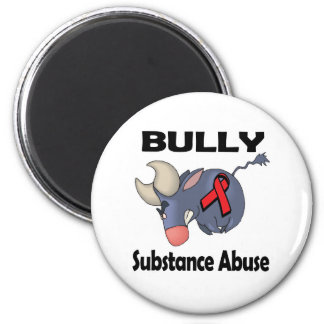 BULLy Substance Abuse Refrigerator Magnets