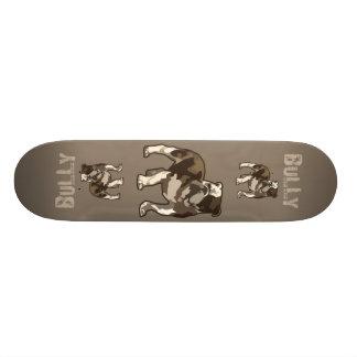 Bully The Bulldog Skateboard