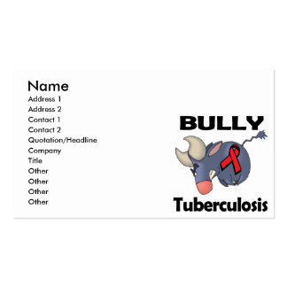 BULLy Tuberculosis Business Card Template