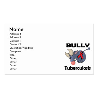 BULLy Tuberculosis Business Card Templates