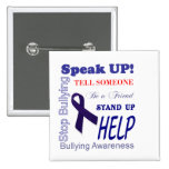Bullying Awareness Gifts Anti Bullying 2 Inch Square Button