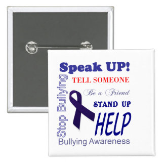 Bullying Awareness Gifts Anti Bullying Button