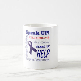 Bullying Awareness Gifts Anti Bullying Classic White Coffee Mug