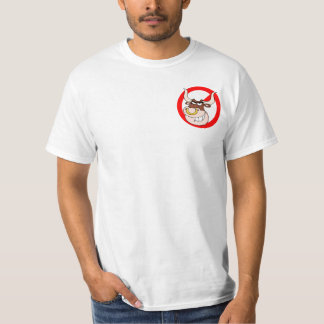 Bullying Awareness: Leave Bullying to the Bulls T-shirts