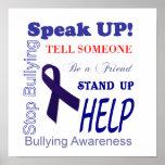 Bullying Awareness Poster