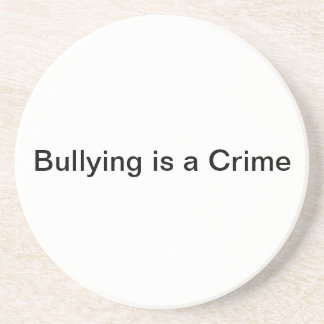 Bullying Drink Coasters
