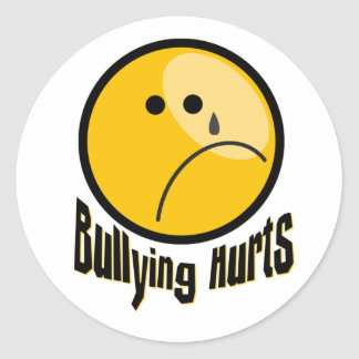Bullying Hurts Sticker