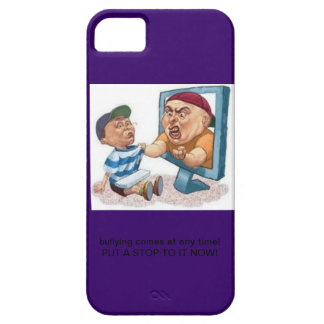 BULLYING iPhone SE/5/5s CASE