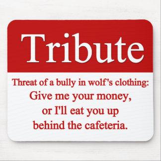 Bullying Mousepad