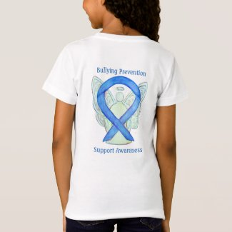 Bullying Prevention Awareness Ribbon Custom Shirts