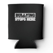 bullying stops here can cooler