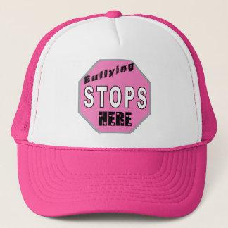 Bullying Stops Here Cap