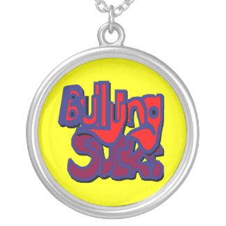 Bullying Sucks Necklace