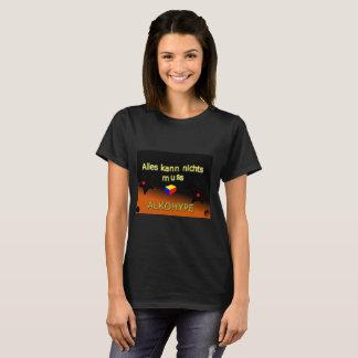 Bum Bum ALkohype T-Shirt