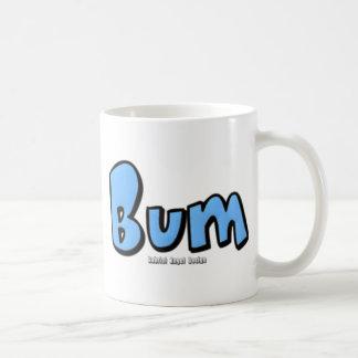 Bum Coffee Mug