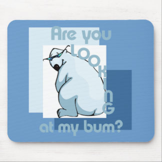 Bum Looker Mouse Pad