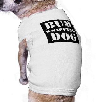 Bum Sniffing Dog Tee