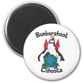 Bumbershoot Cahoots Magnet