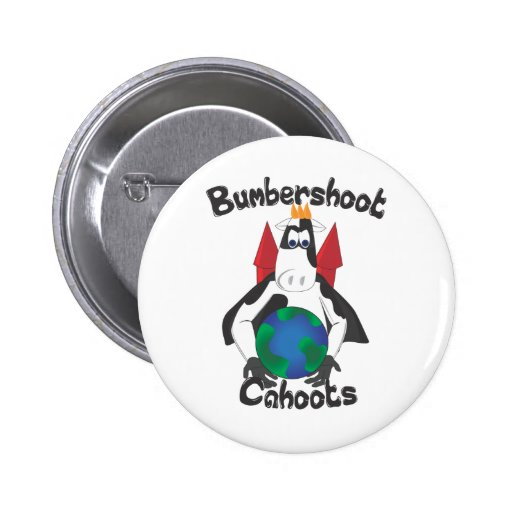 Bumbershoot Cahoots Pin