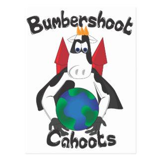 Bumbershoot Cahoots Postcard