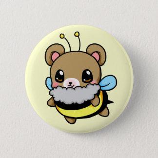 Bumble Bear Button