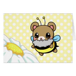Bumble Bear Card