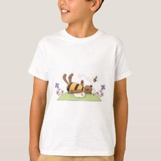 Bumble Bear garden T-Shirt