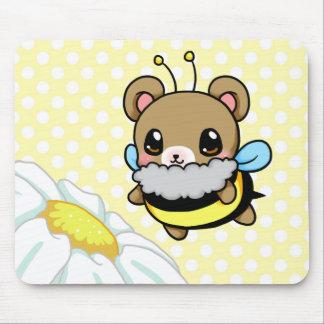 Bumble Bear Mouse Pad