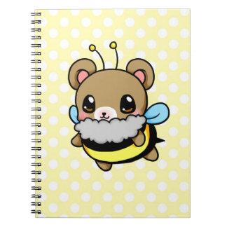 Bumble Bear Notebook