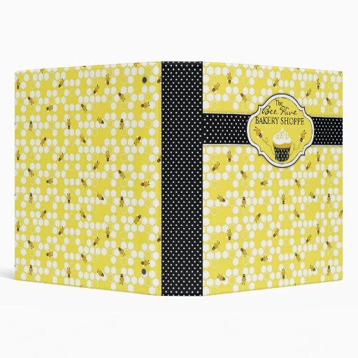 Bumble Bee 1.5 Binder