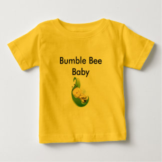 Bumble Bee Baby Baby T-Shirt