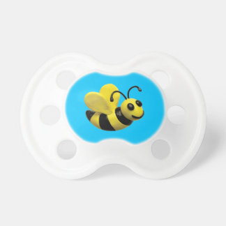 Bumble Bee Baby Shower Pacifier