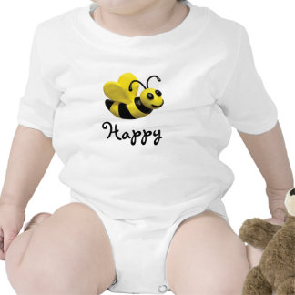 Bumble Bee Baby Shower Creeper